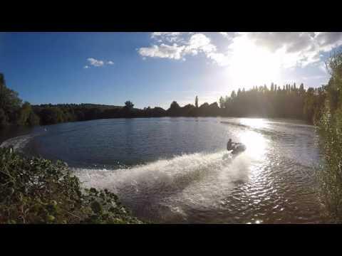 JET SKI BRAPP #1 marlow lake