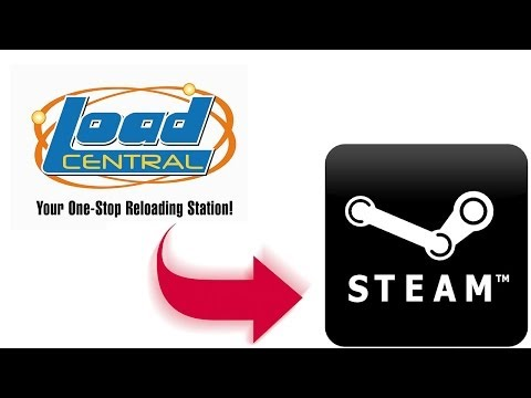 [outdated] [Tagalog] Buying Steam Games Via Load Central Tutorial