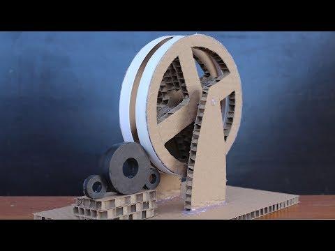 How to Make a Free Energy Machine at Home
