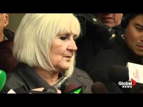 Xxx Mp4 Raw Video Tori Stafford 39 S Family On Rafferty Trial 3gp Sex
