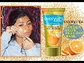 EVERYUTH GOLDEN GLOW PEEL OFF MASK WITH 24 KARAT GOLD REVIEW/GOLD FACE MASK FOR INSTANT GLOWING SKIN