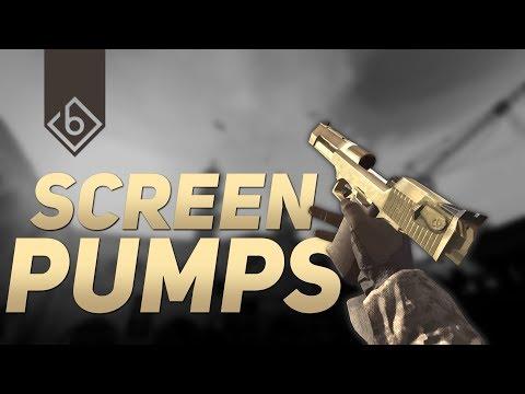 How To Create Screen Pumps - Sony Vegas Tutorial