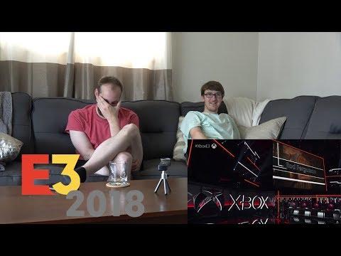 Microsoft E3 2018 Conference Reactions