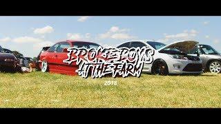 Broke Boys At The Farm 2018 | Candy Showroom (4k)