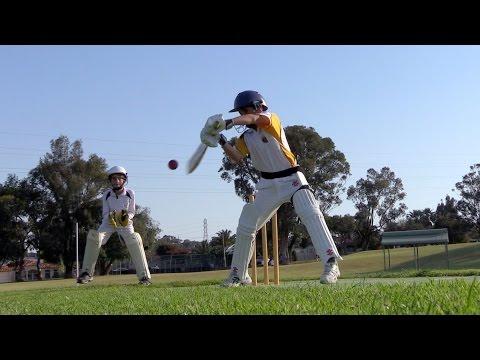 Community Junior Cricket: 22/10/14 WACA Community Junior Cricket Video