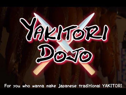 JAPANESE YAKITORI STYLE -how to cut up a whole chicken into separate pieces-