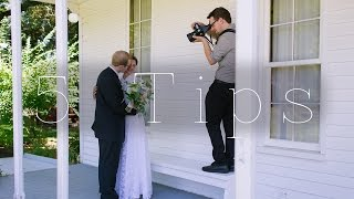 5 Tips For Wedding and Portrait Photographers