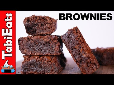 How to Make Fudgy Brownies (EASY RECIPE)