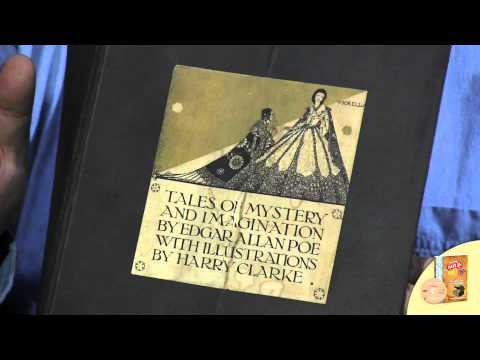 Selling Edgar Allan Poe Books on eBay? Look for Illustrations!