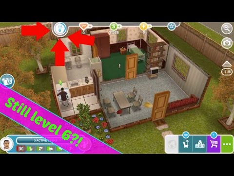 Still on level 6?!-Sims freeplay #4✔️