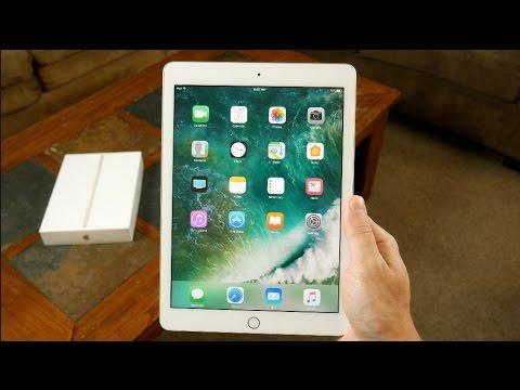 New $329 Apple iPad 9.7