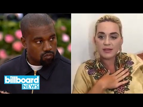 Kanye West & Travis Scott Team Up, Katy Perry Opens Up About Mental Health   Billboard News