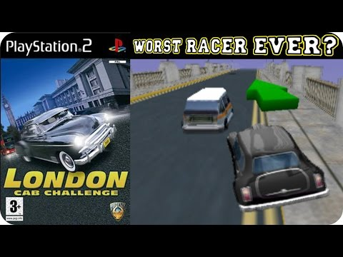 London Cab Challenge Gameplay Worst Game Ever PS2 HD