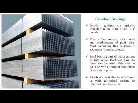 Oasis Metal Manufacturing LLC Dubai | Steel Gratings | Shaped Gratings