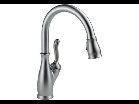 Delta Faucet Install
