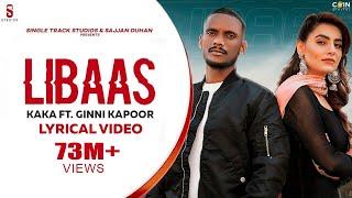 New Punjabi Songs 2020   Kale Je Libaas Di   KAKA   Lyrical B \u0026 W Video   Latest Punjabi Song 2021