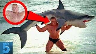 5 Weirdest Commercials Involving WWE Wrestlers