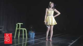 "After each ""Boku no Taiyou"" theater show, a member of JKT48 Team KIII will show off her special talent. So, don"