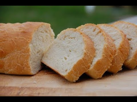 Homemade French Bread Without Yeast-2018 | simple homemade french bread