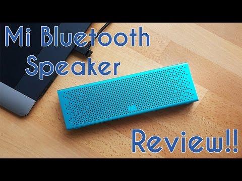 Mi Bluetooth Speaker Review