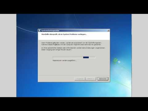 How to fix Windows 7/XP boot problems (NTLDR is missing)