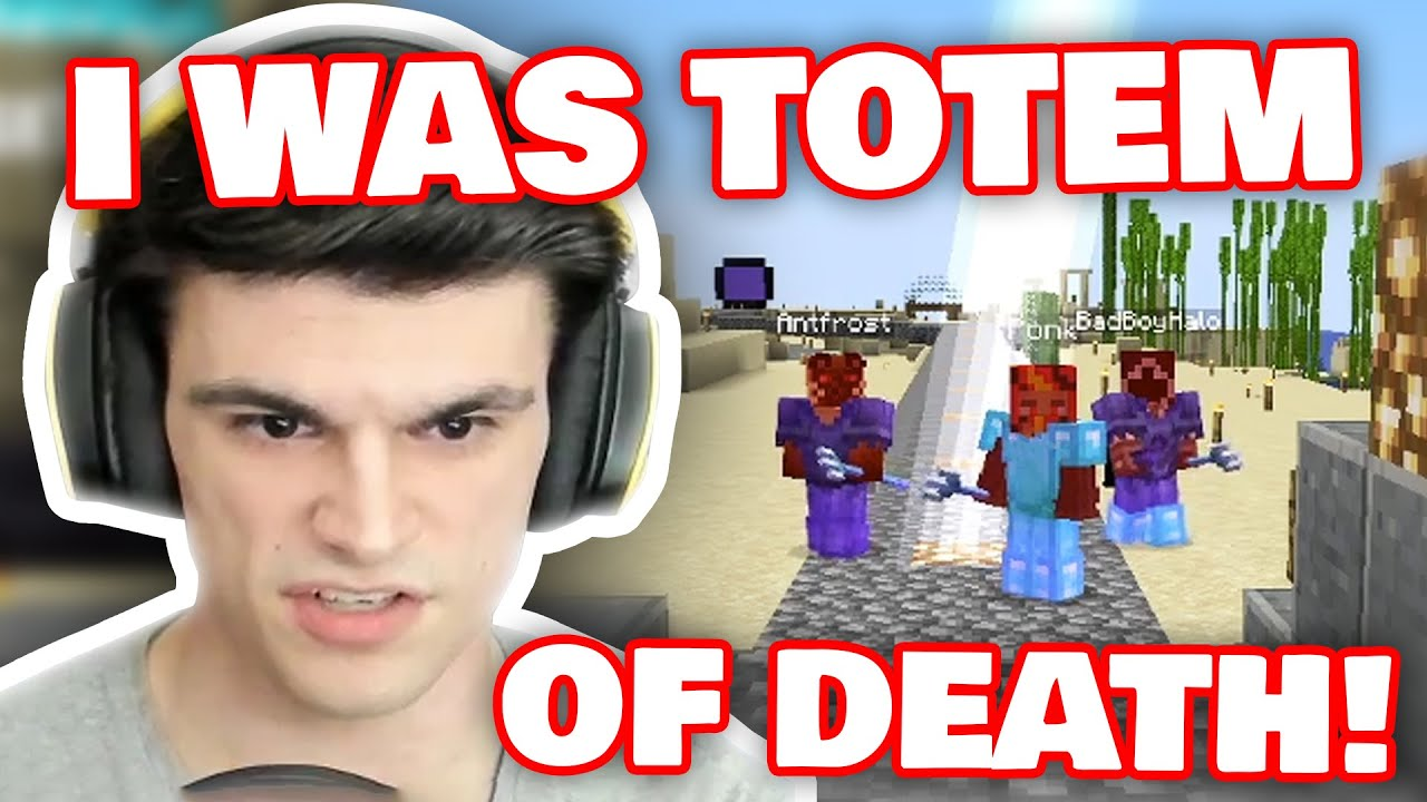 Foolish USED His DEADLY POWERS Against Ponk, BadBoyHalo And Antfrost! DREAM SMP