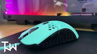 aea461f04e8 Final Mouse Ninja Air58 Unboxing & First Impressions