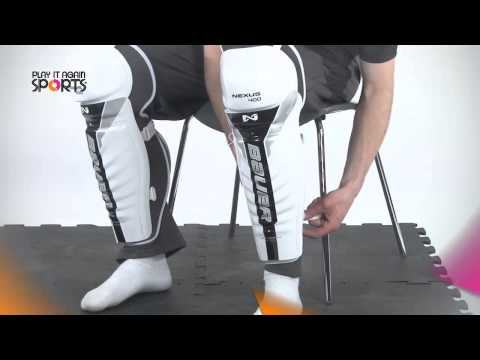 All about hockey shin guards