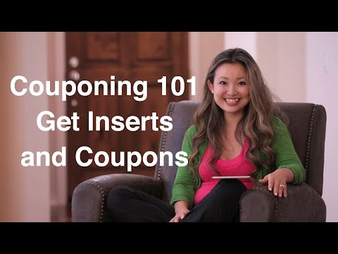 How to Get Started in Couponing