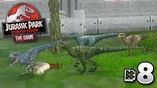 Raptor Squad! - Jurassic Park Operation Genesis   Ep8