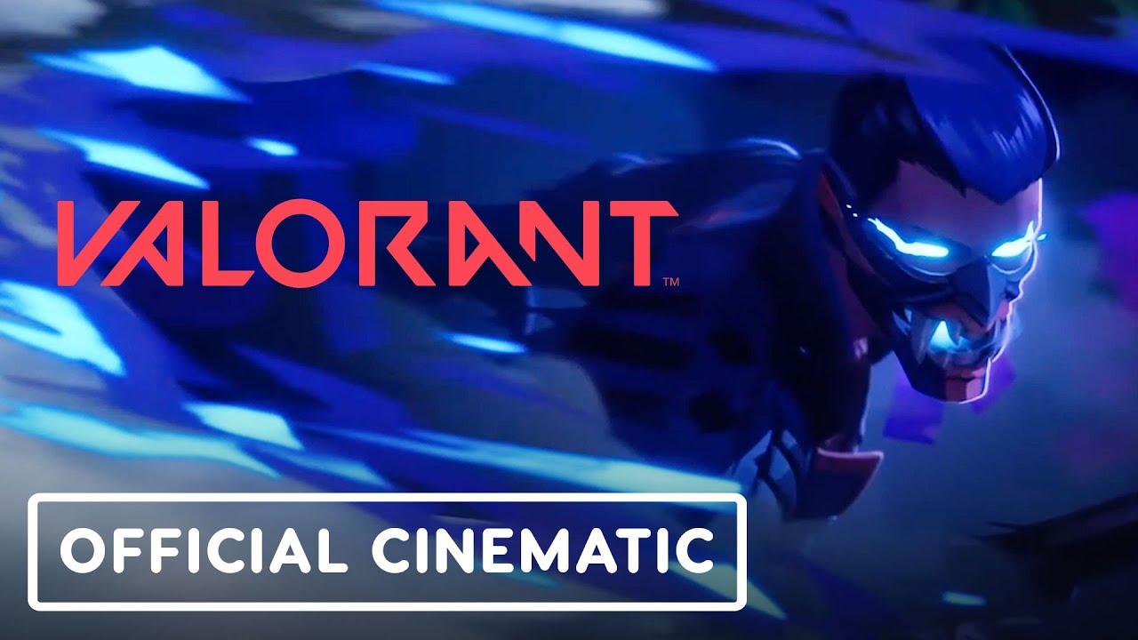 Valorant - Official Retake Cinematic Trailer   Episode 2