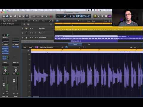Logic Pro X Tutorial - Audio Quantization