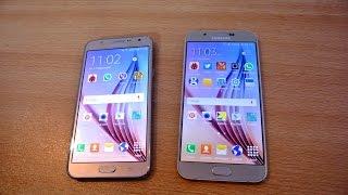 Samsung Galaxy J7 vs Galaxy A8 - Speed Test & Review HD