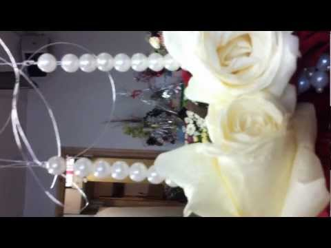 Fresh Flower Garland - Wedding Flowers by Ever So Special Rose Garland