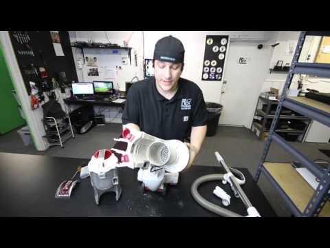 Shark Vacuum Rotator lift away 500 review