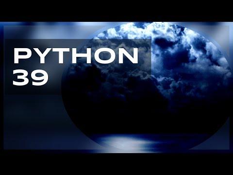 39 - Classes ( intro; self; __init__ ) | Python Tutorials