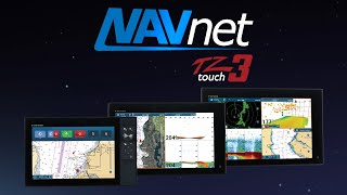 The 2020 Best Fish Finder, Radar and Chartplotter All In One Furuno NavNet TZtouch3