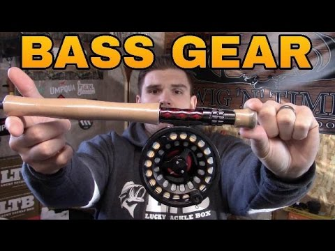 Fly Fishing For Bass - What Gear You Need