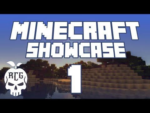 Minecraft Creative Showcase pt 1