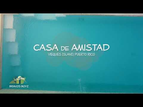 Casa de Amistad Guesthouse for sale - Vieques Island, Puerto Rico