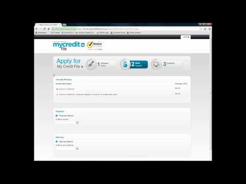 Unsecured Personal Loan  Your credit report