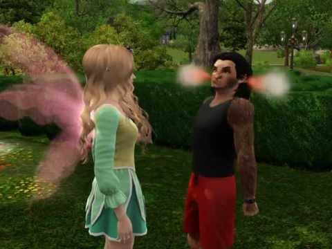 Sims 3 Supernatural fairies all skill