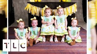 Look At These Cute Quintuplets!   Outdaughtered