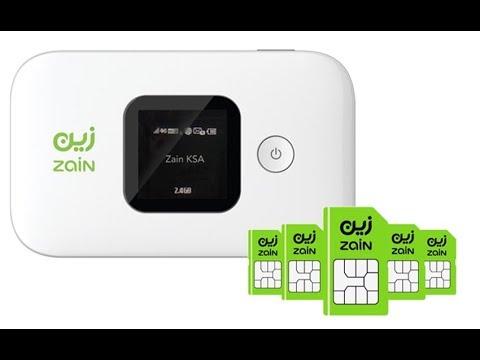 Successfully unlock Zain E5577s-932 4G Router تم فتح راوتر زين السعودية