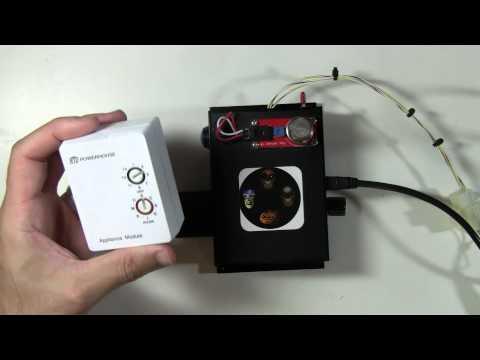 DIY Photobooth X-10 Lighting Control Explanation
