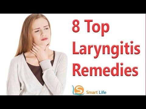 8 Top Laryngitis Home Remedies