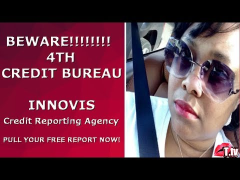Innovis Credit Report