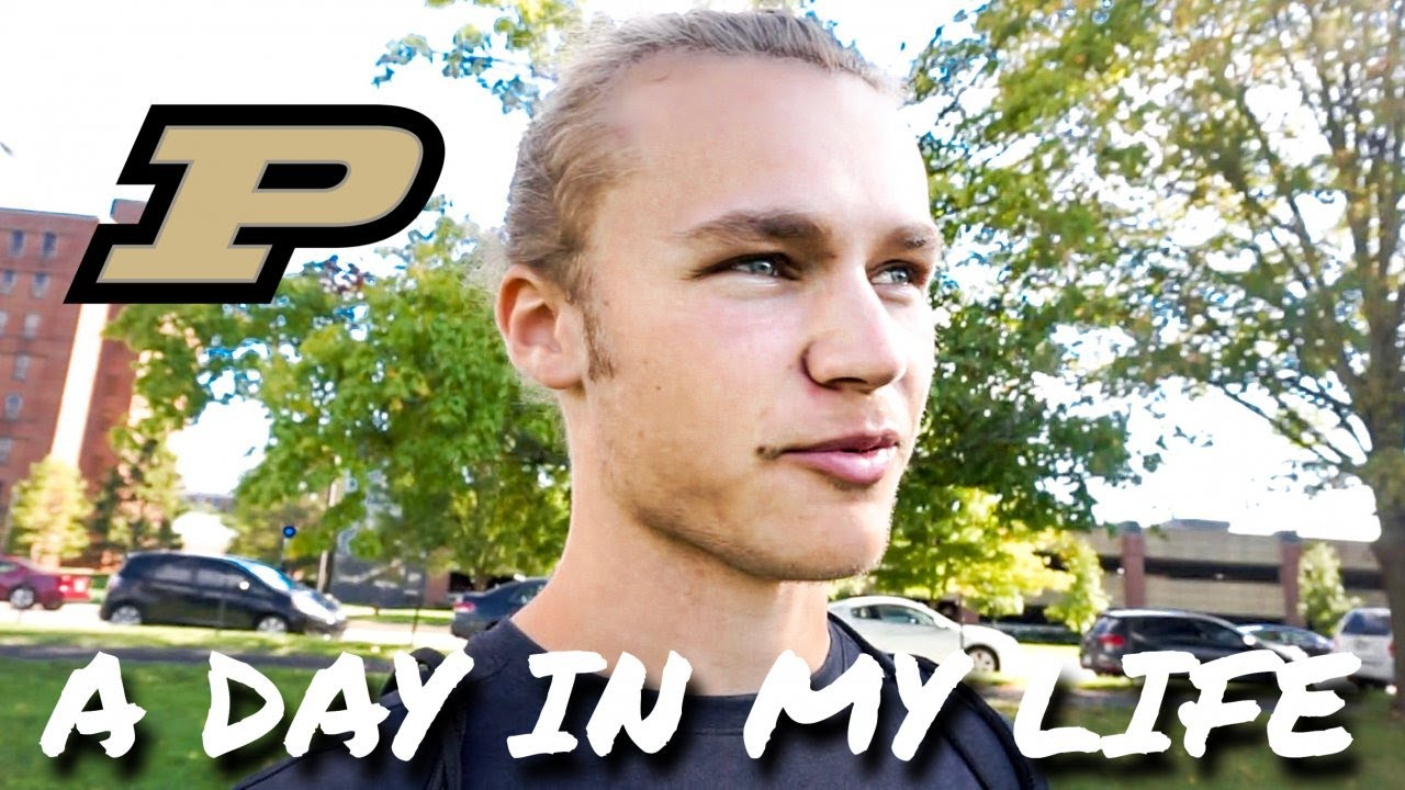 A Day in My Life at Purdue University
