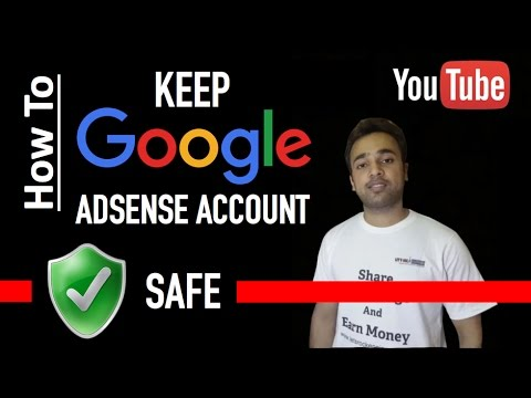 My adsense Account is SUSPENDED - Keep safe from Invalid Activity Strike CTR SEO training