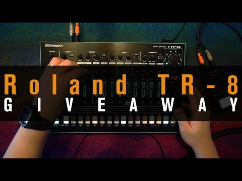 Roland TR8 #giveaway @ollilab (GIVEAWAY CLOSED)